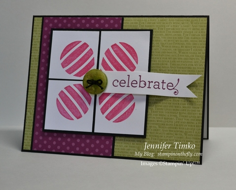 Jennifer's Card